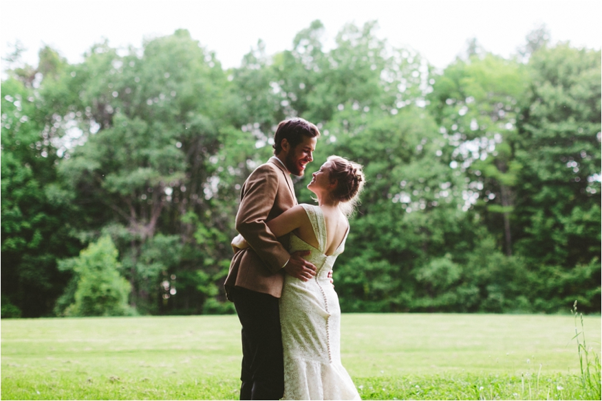 Sophie and Max | The Red House Wedding | Cassadaga, NY