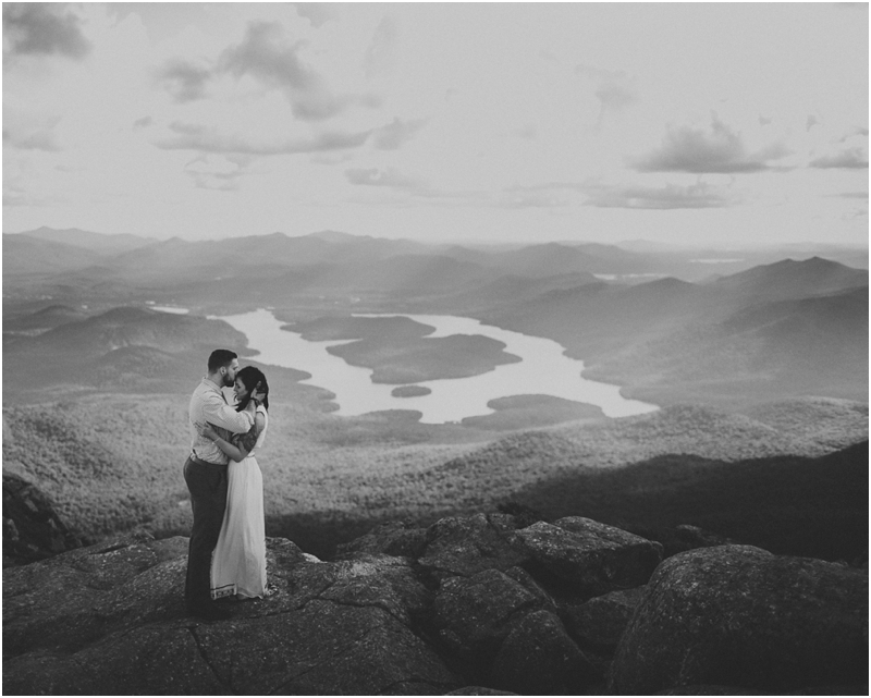 An Intimate Mountaintop Wedding on Whiteface Mountain in Lake Placid