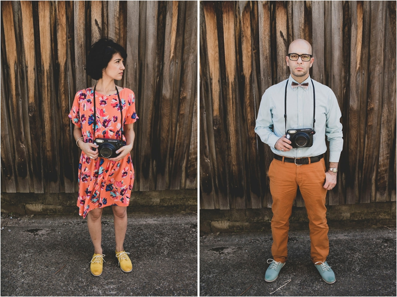 what should a photographer wear to shoot a wedding
