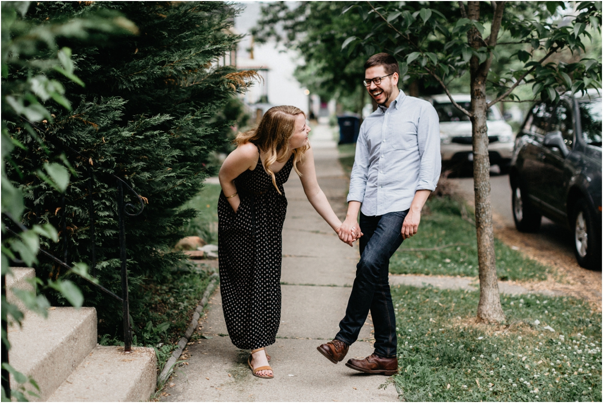 Emily and Mike | Buffalo,New York Engagement Photographer