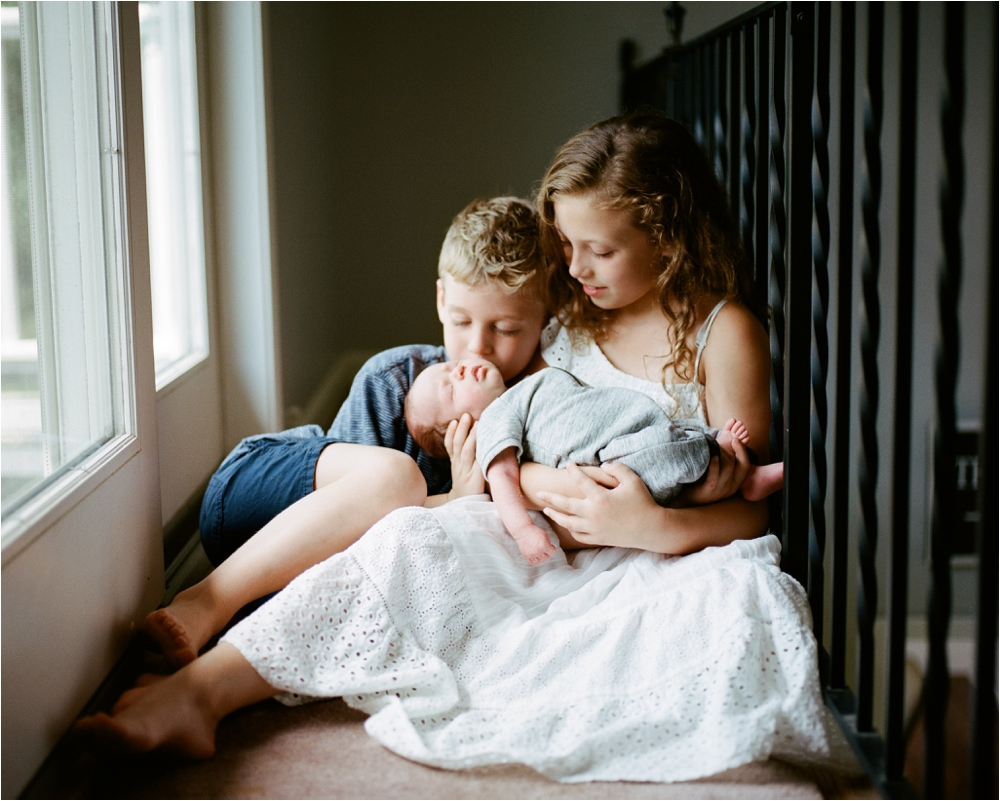 East Aurora Family Photographers on Film